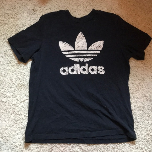 Adidas Special Trefoil T Shirt Very Good Condition